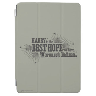 Harry Potter Spell | Our Best Hope iPad Air Cover