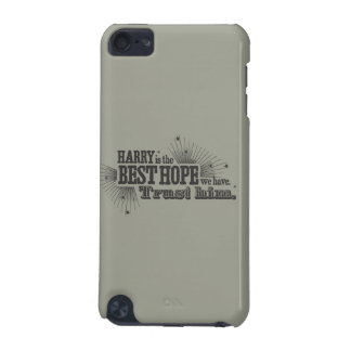 Harry Potter Spell | Our Best Hope iPod Touch 5G Case
