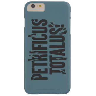 Harry Potter Spell   Petrificus Totalus! Barely There iPhone 6 Plus Case