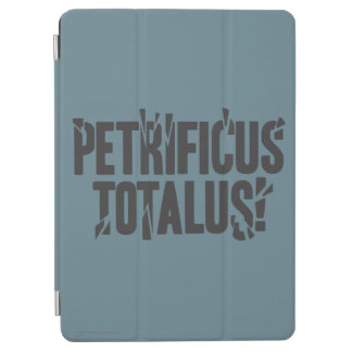 Harry Potter Spell | Petrificus Totalus! iPad Air Cover