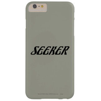 Harry Potter Spell | QUIDDITCH™ Seeker Barely There iPhone 6 Plus Case