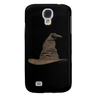 Harry Potter Spell   Sorting Hat Galaxy S4 Case
