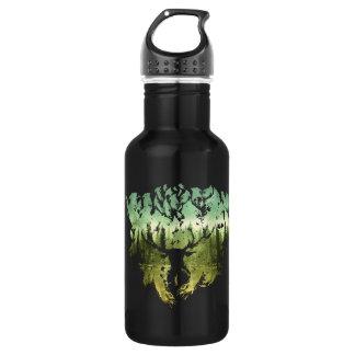 Harry Potter Spell | Stag Patronus 532 Ml Water Bottle