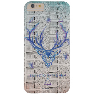 Harry Potter Spell   Stag Patronus Sketch Barely There iPhone 6 Plus Case