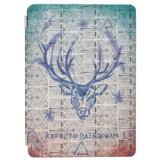 Harry Potter Spell | Stag Patronus Sketch iPad Air Cover