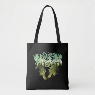 Harry Potter Spell | Stag Patronus Tote Bag