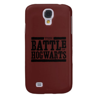 Harry Potter Spell | The Battle of Hogwarts Galaxy S4 Case