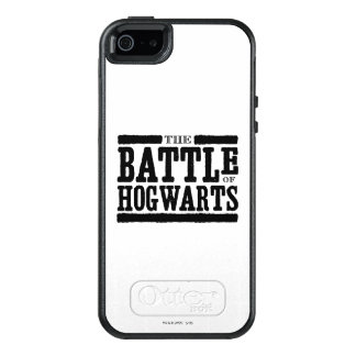 Harry Potter Spell   The Battle of Hogwarts OtterBox iPhone 5/5s/SE Case