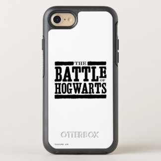 Harry Potter Spell | The Battle of Hogwarts OtterBox Symmetry iPhone 8/7 Case