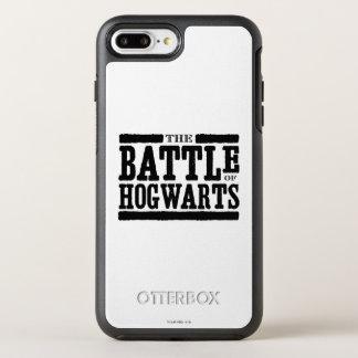 Harry Potter Spell | The Battle of Hogwarts OtterBox Symmetry iPhone 8 Plus/7 Plus Case