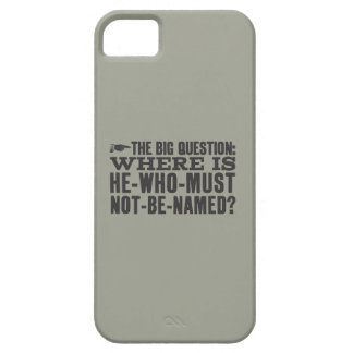 Harry Potter Spell | Where is Voldermort? Case For The iPhone 5