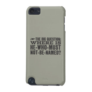 Harry Potter Spell | Where is Voldermort? iPod Touch (5th Generation) Cases