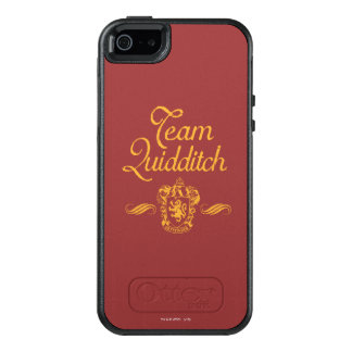 Harry Potter | Team QUIDDITCH™ OtterBox iPhone 5/5s/SE Case