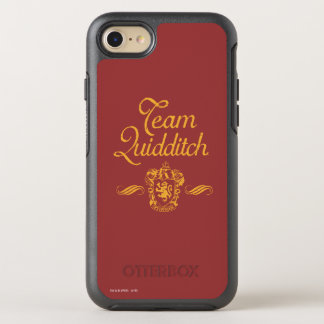 Harry Potter | Team QUIDDITCH™ OtterBox Symmetry iPhone 8/7 Case