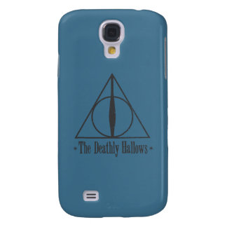 Harry Potter | The Deathly Hallows Emblem Galaxy S4 Case