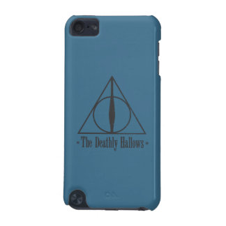 Harry Potter | The Deathly Hallows Emblem iPod Touch (5th Generation) Cover