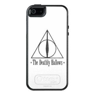 Harry Potter | The Deathly Hallows Emblem OtterBox iPhone 5/5s/SE Case