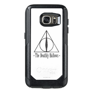Harry Potter | The Deathly Hallows Emblem OtterBox Samsung Galaxy S7 Case