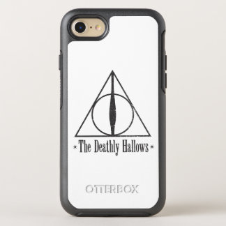 Harry Potter | The Deathly Hallows Emblem OtterBox Symmetry iPhone 8/7 Case