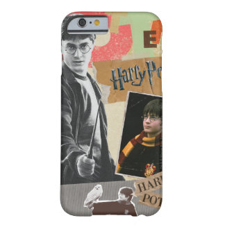 Harry Potter Then and Now Barely There iPhone 6 Case