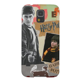 Harry Potter Then and Now Galaxy S5 Cover