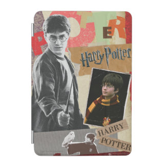 Harry Potter Then and Now iPad Mini Cover