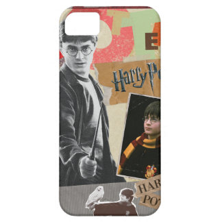 Harry Potter Then and Now iPhone 5 Cases
