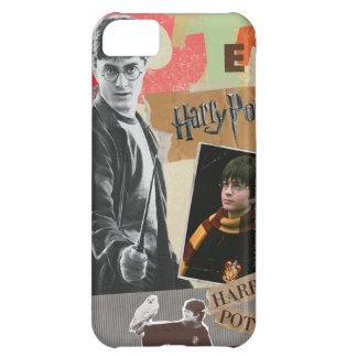 Harry Potter Then and Now iPhone 5C Case