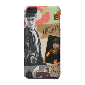 Harry Potter Then and Now iPod Touch (5th Generation) Cover