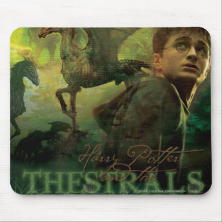Harry Potter Thestrals Mouse Mat