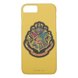 Harry Potter | Vintage Hogwarts Crest iPhone 8/7 Case