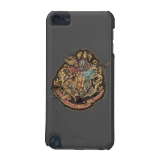 Harry Potter | Vintage Hogwarts Crest iPod Touch (5th Generation) Cover