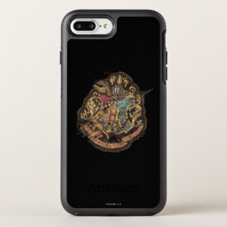 Harry Potter | Vintage Hogwarts Crest OtterBox Symmetry iPhone 8 Plus/7 Plus Case