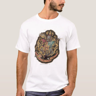 Harry Potter | Vintage Hogwarts Crest T-Shirt