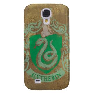 Harry Potter | Vintage Slytherin Galaxy S4 Case
