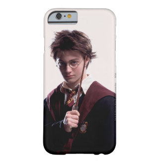 Harry Potter Wand Raised Barely There iPhone 6 Case