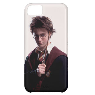 Harry Potter Wand Raised iPhone 5C Case