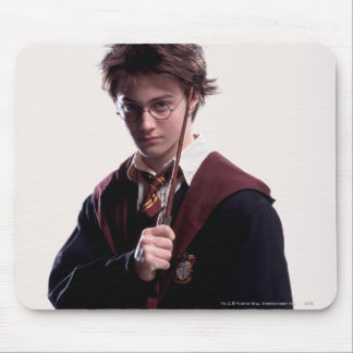 Harry Potter Wand Raised Mouse Mat