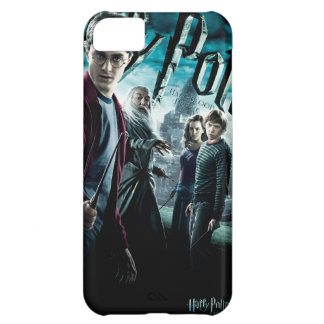 Harry Potter With Dumbledore Ron and Hermione 1 iPhone 5C Case