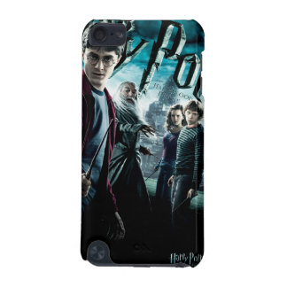 Harry Potter With Dumbledore Ron and Hermione 1 iPod Touch (5th Generation) Cover