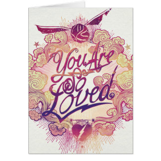 Harry Potter | You Are So Loved Card