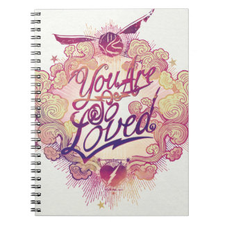 Harry Potter | You Are So Loved Note Books