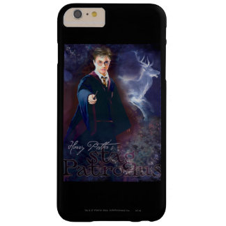 Harry Potter's Stag Patronus Barely There iPhone 6 Plus Case