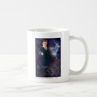 Harry Potter's Stag Patronus Coffee Mug
