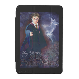 Harry Potter's Stag Patronus iPad Mini Cover