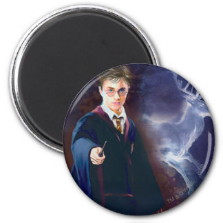 Harry Potter's Stag Patronus Magnet