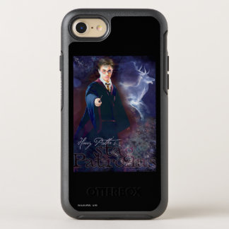 Harry Potter's Stag Patronus OtterBox Symmetry iPhone 8/7 Case