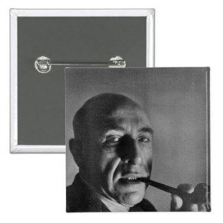 Harry Price 15 Cm Square Badge