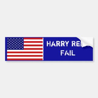 Harry Reid Fail Bumper Sticker