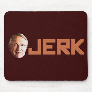Harry Reid is a Jerk Mousepad